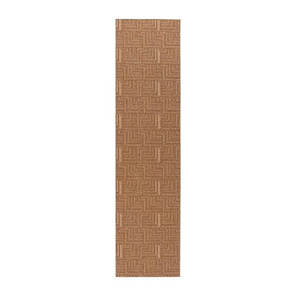 Běhoun Flair Rugs Skyline Pinnacle Sand,67x300cm