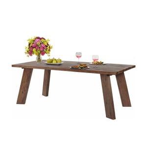 Jídelní stůl z akáciového dřeva Støraa Marlon, 100x200cm