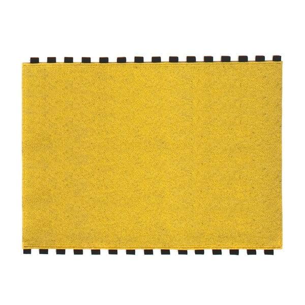 Tapperello Zinc Yellow, koberec 120x95 cm