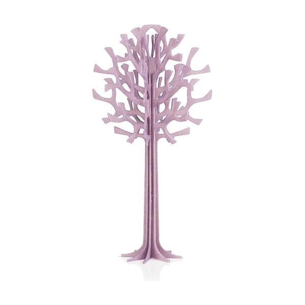 Skládací pohlednice Lovi Tree Light Purple, 13.5 cm