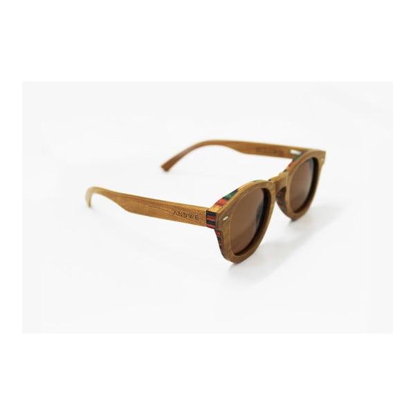 Dřevěné brýle Andwe Streak