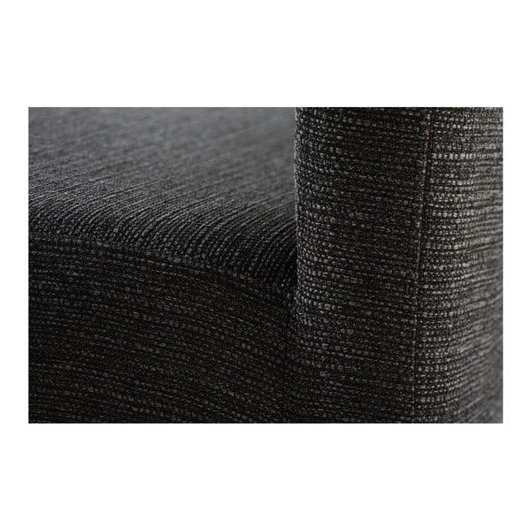 Scaun din lemn de fag Ted Lapidus Maison Tonka cu picioare maro închis, negru