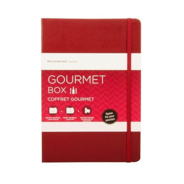 Dárková sada Moleskine Gourmet Box