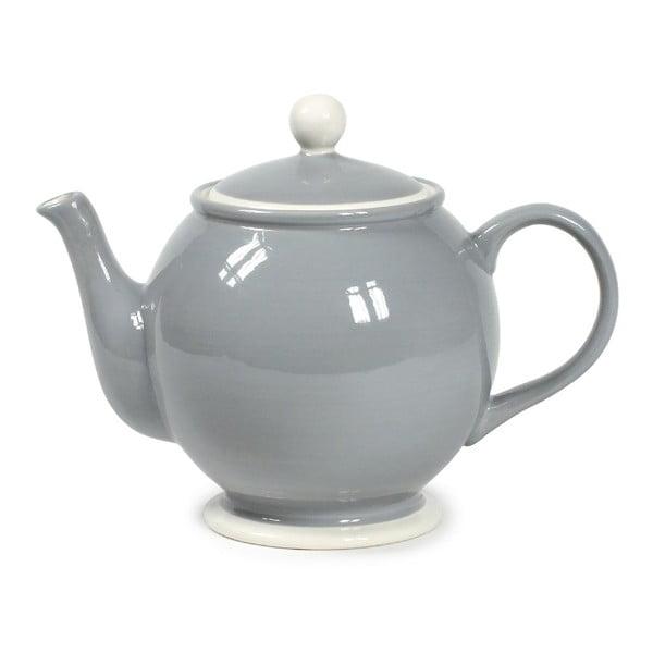 Konvice na čaj Puck, 1,65 litru, šedá