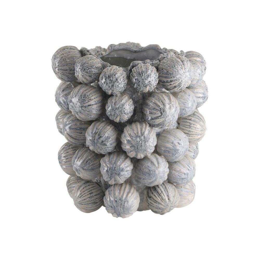 Kameninová váza A Simple Mess Melfi Ballad Blue, ⌀30cm A simple Mess