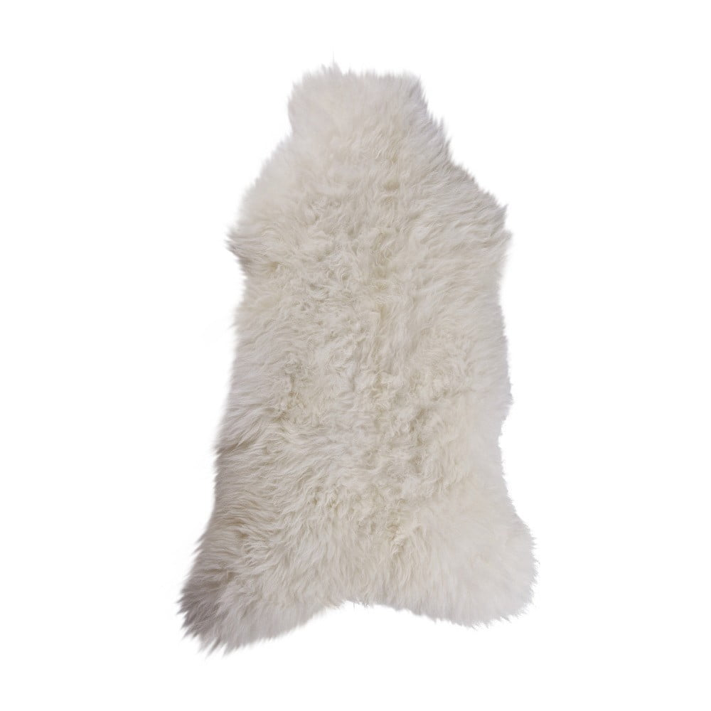 Bílá ovčí kožešina De Eekhoorn Sheepskin