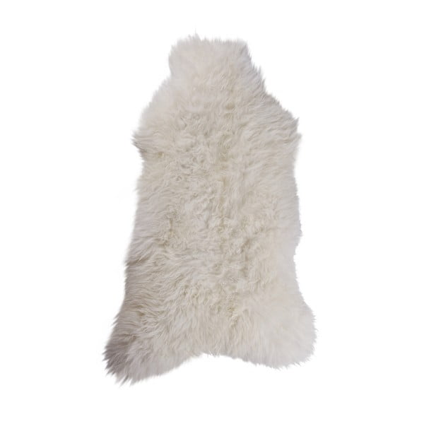 Bílá ovčí kožešina WOOOD Sheepskin