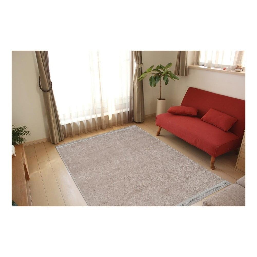 Světle růžový koberec Armada Nevra,233x150cm