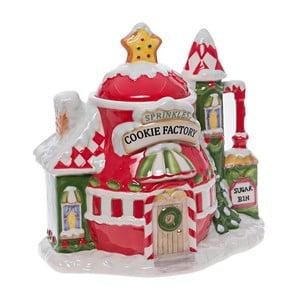 Keramická dóza InArt Candy House