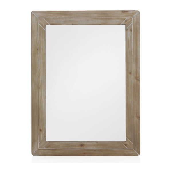 Oglindă de perete Geese Rustico Natura, 60 x 80 cm
