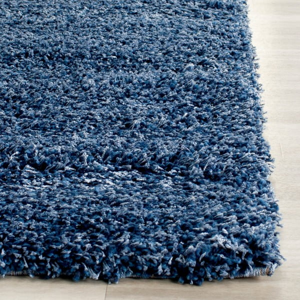 Koberec Crosby Blue, 68x213 cm