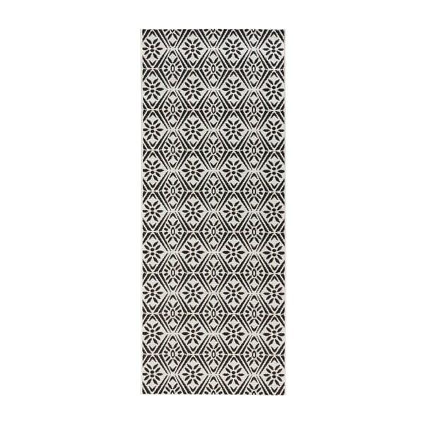 Soho sötétszürke konyhai futószőnyeg, 80 x 200 cm - Zala Living