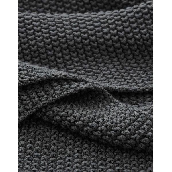 Pléd Marc O'Polo Nordic, 130x170 cm, šedý