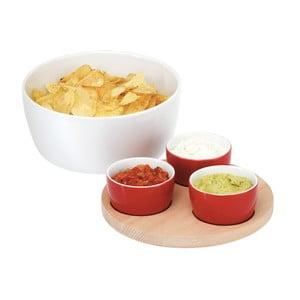 Set na chipsy a dipy Yummy