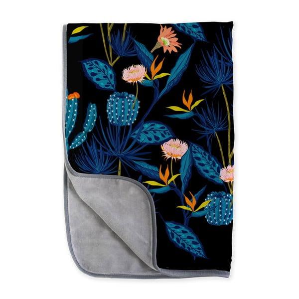 Cactussino kétoldalas mikroszálas takaró, 130 x 170 cm - Surdic