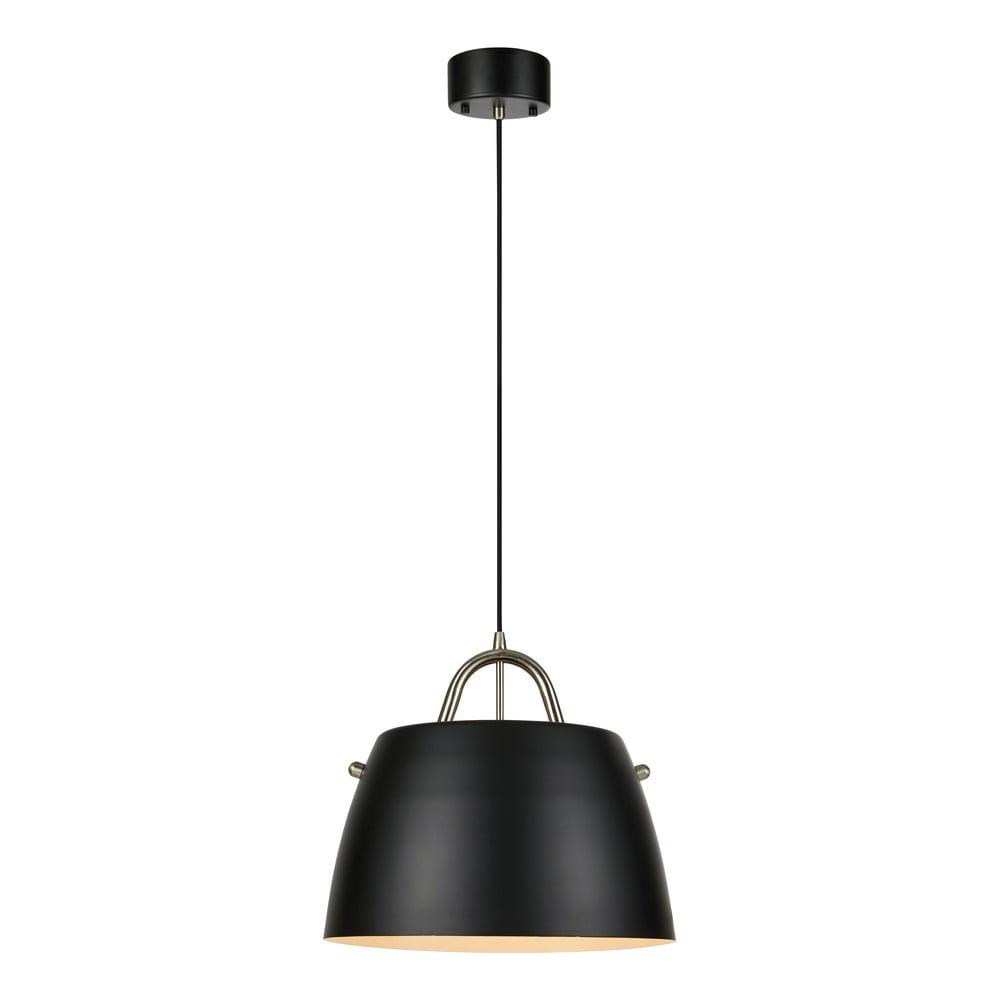 Černé závěsné svítidlo Markslöjd Spin Pendant Black