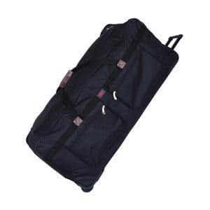 Černá cestovní taška na kolečkách Hero Morvan, 150l