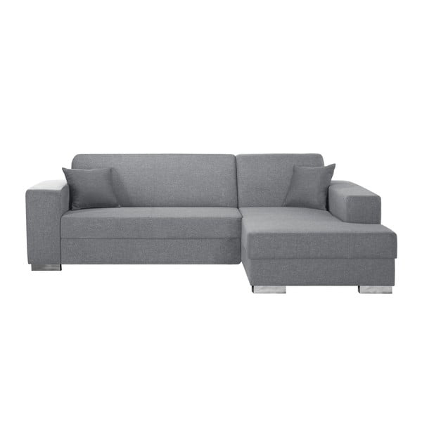 Sivá sedačka Interieur De Famille Paris Bijou, pravý roh