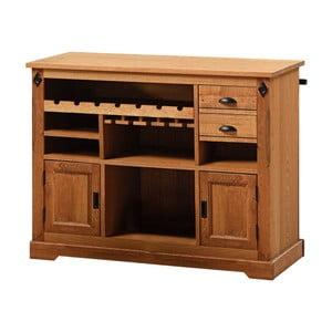 Dřevěný bar Artemob Edward