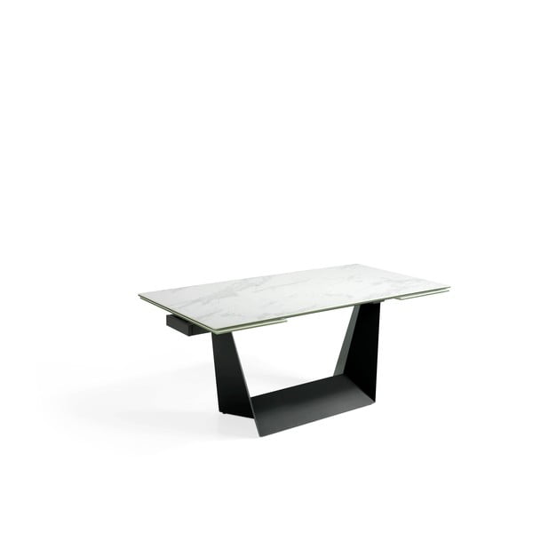 Rozkładany stół z białym blatem Ángel Cerdá Marabelle