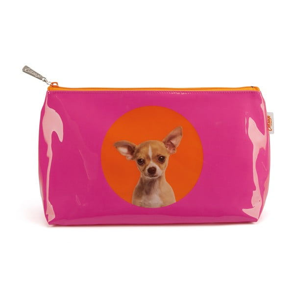 Toaletní taštička Spot Chihuahua