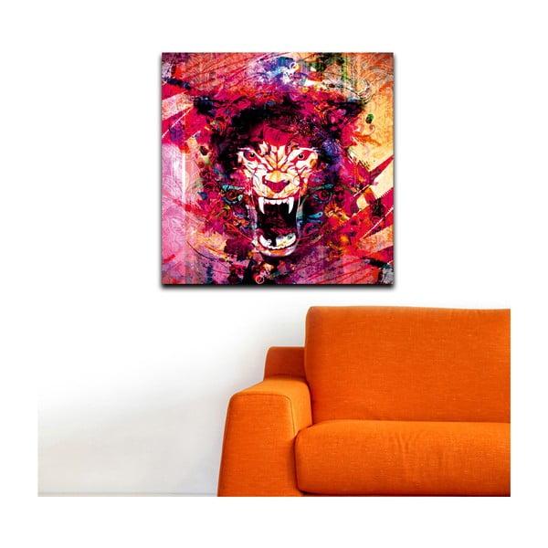 Obraz Nebezpečný, 60x60 cm