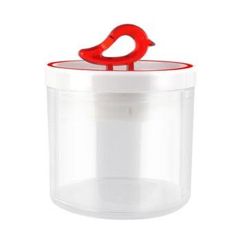 Recipient Vialli Design Livio, 400 ml, roșu