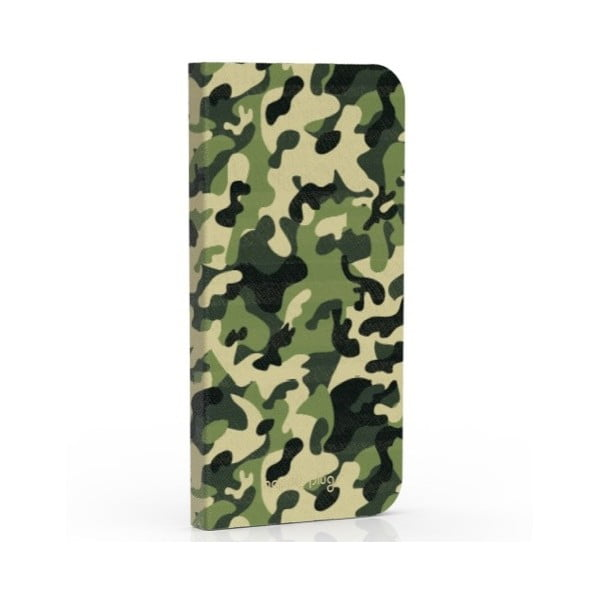 Překlápěcí obal Happy Plugs na iPhone 6 Camouflage