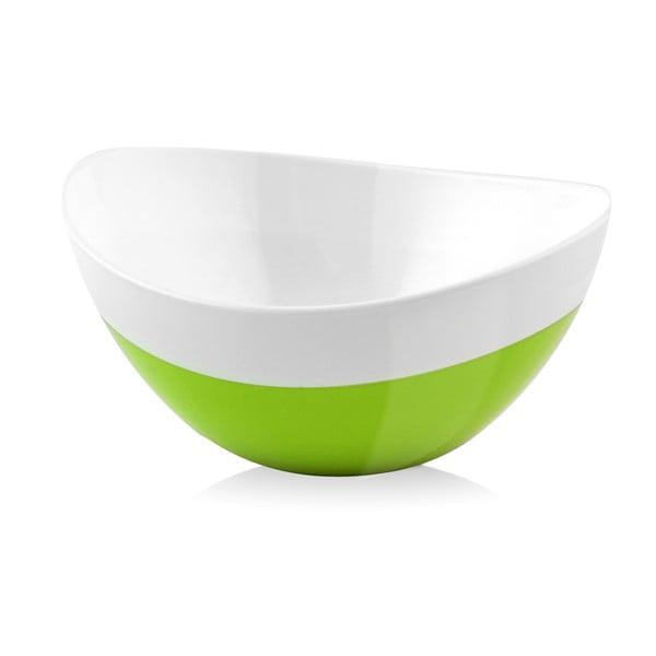 Mísa Livio, 28 cm, zelená