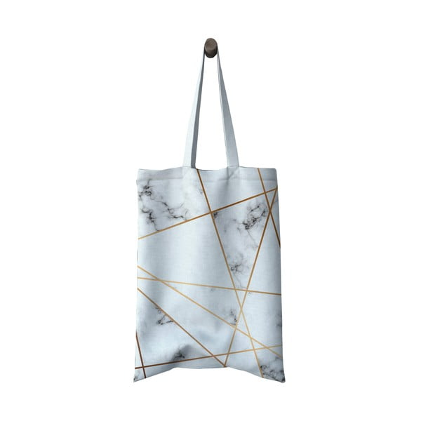 Plážová taška Katelouise Marble