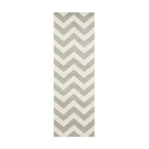 Vlněný koberec Crosby Area, 68x213 cm