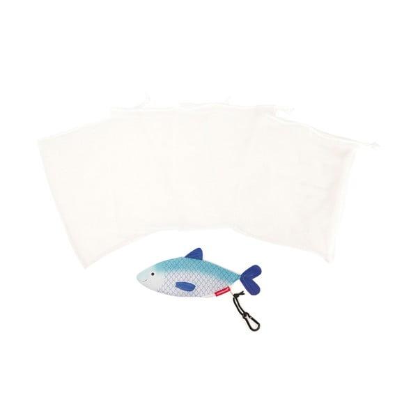 Skládací taška Kikkerland Fish