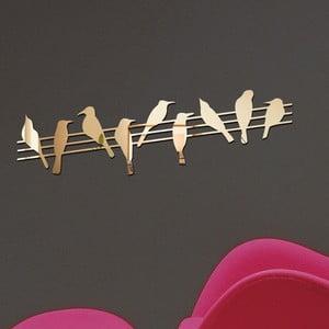 Dekorativní zrcadlo Birds on Wire