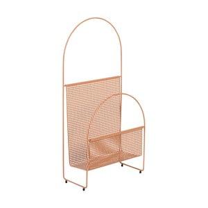 Oranžový stojan na noviny OK Design Nouvelle
