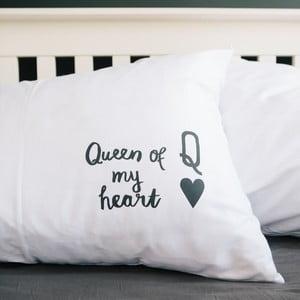 Povlak na polštář Karin Åkesson Design Queen Of My Heart, 50x70 cm