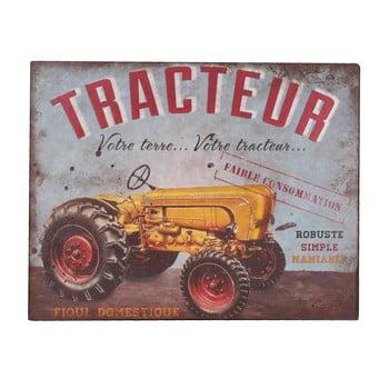 Tăbliţă decorativă Antic Line Tracteur