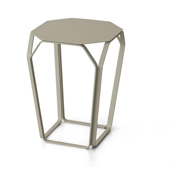 Stolek MEME Design Metallo Canapa