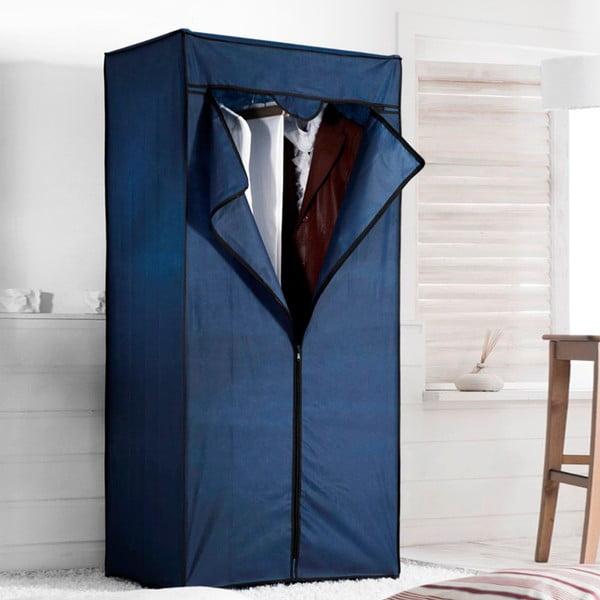 Textilní šatní skříň Compactor Wardrobe Navy