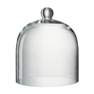 Capac decorativ de sticlă  Bell, înălțime 30 cm
