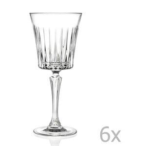 Set 6 pahare pentru vin spumant RCR Cristalleria Italiana coco