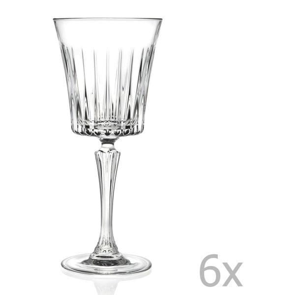 Coco 6 db-os pezsgőspohár készlet, 300 ml - RCR Cristalleria Italiana