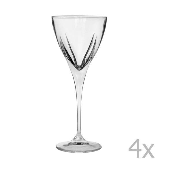 Sada 4 skleniček Bettina Crystal