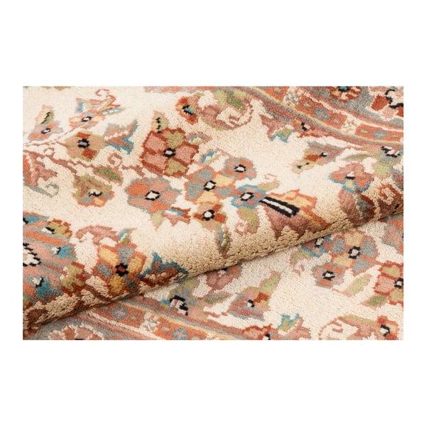 Ručně vázaný koberec Kashmirian, 133x79 cm