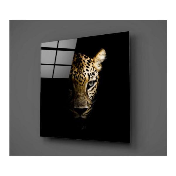 Garma üvegezett kép, 30 x 30 cm - Insigne