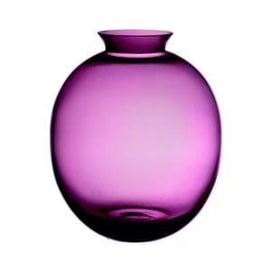 Váza April Amethyst, 23 cm