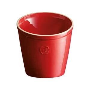 Červená nádoba na kuchyňské náčiní Emile Henry