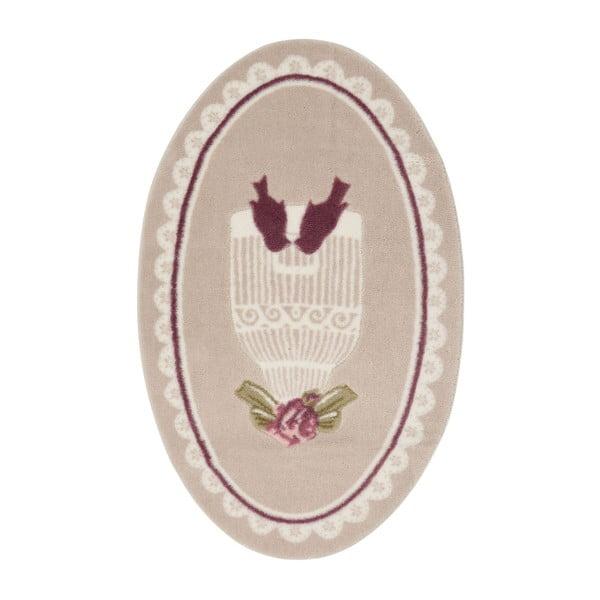 Dywanik łazienkowy Carenno Mismo, 66x107 cm