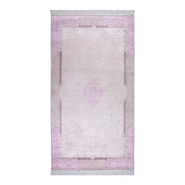 Koberec Vitaus Hali Pudra, 120x160cm