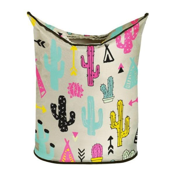 Koš na prádlo Cactus And Teepee