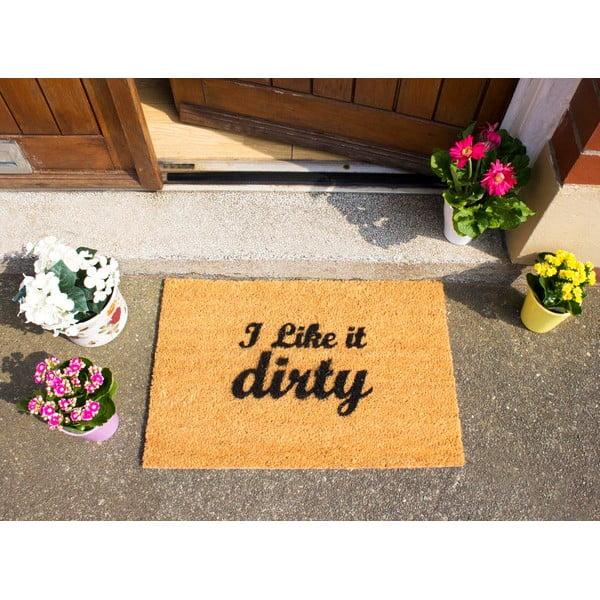 Rohožka Artsy Doormats I Like It Dirty,40x60cm